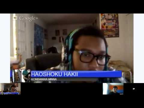 TUESDAY NAKAMA HANGOUT GAMING/ANIME/MANGA/BUSINESS/MOVIES/WHATEVER