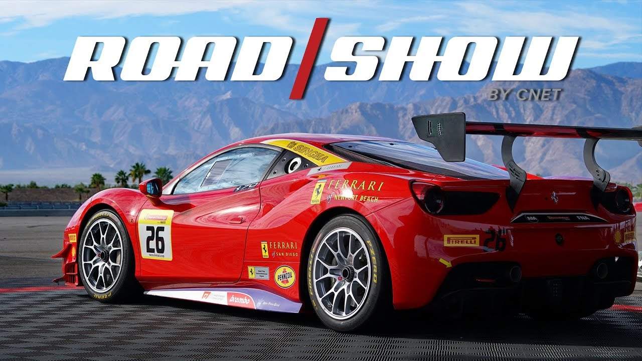 Learning to race in the epic Ferrari 488 Challenge - Dauer: 9 Minuten, 59 Sekunden
