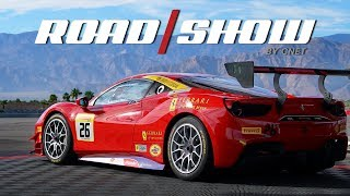 Learning to race in the epic Ferrari 488 Challenge thumbnail