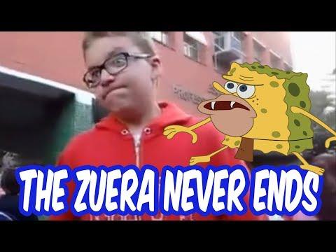 THE ZUERA NEVER ENDS #12 - Narrando a Zuera