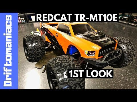 Redcat TR MT10e Preview - First Look