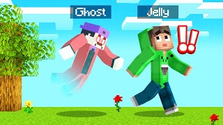 My FRIENDS TURNED Into GHOSTS In MINECRAFT! (Scary)