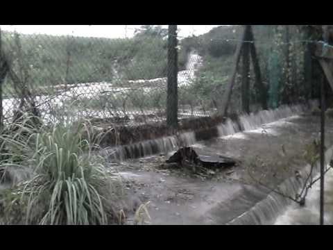 Petronas penapisan melaka, malaysia water oil fall