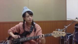 red hot chili peppers stone cold bush bass cover short ver