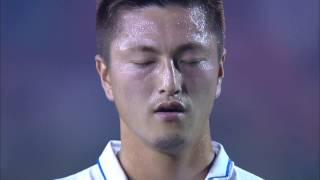 【公式】ハイライト:ムアントン・ユナイテッド vs 鹿島アントラーズ AFCチャンピオンズリーグ GS MD2 2017/2/28 thumbnail