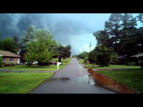 4 Tornados Together In Madison Alabama On 4/27/11