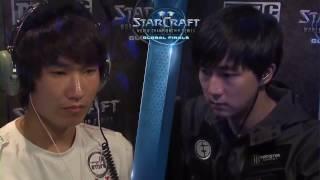 StarCraft 2  Best Match WCS Blizzcon  Grand Finals  SoS vs Jaedong  Gameplay