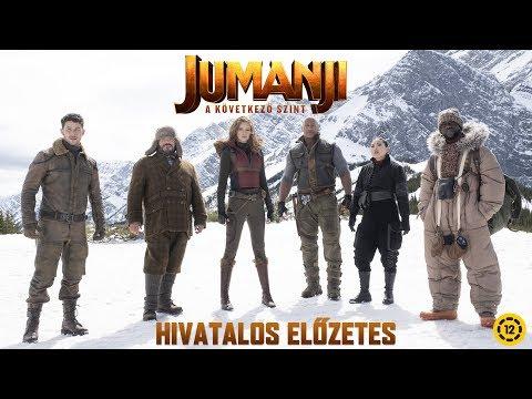 youtube filmek - JUMANJI - A KÖVETKEZŐ SZINT - Magyar szinkronos előzetes #2 (12E)