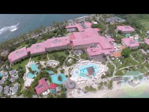 St Lucia 2016 at Sandals Grand St Lucian -- #1 Resort on Island