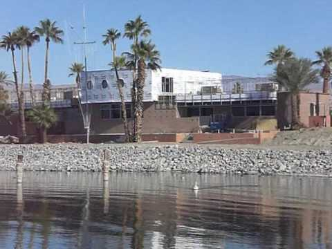 Salton Sea North Shore Beach & Yacht Club renovation.   The project is nearing completion.