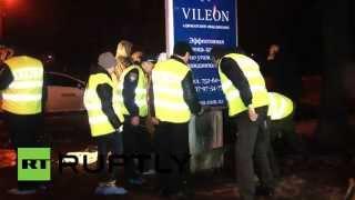 Взрыв в Харькове у здания Московского суда квалифицировали как теракт
