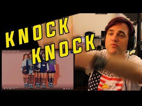 Guitarist Reacts To TWICE - Knock Knock MV // Musician Reaction