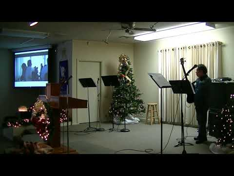 Words: The End of Silence FSB Sermon from 12-17-2017
