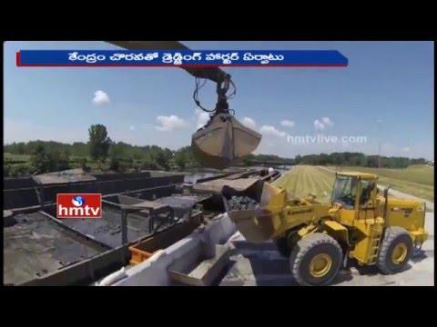 Dredging Harbour in Antarvedi | East Godavari District | HMTV Ground Report