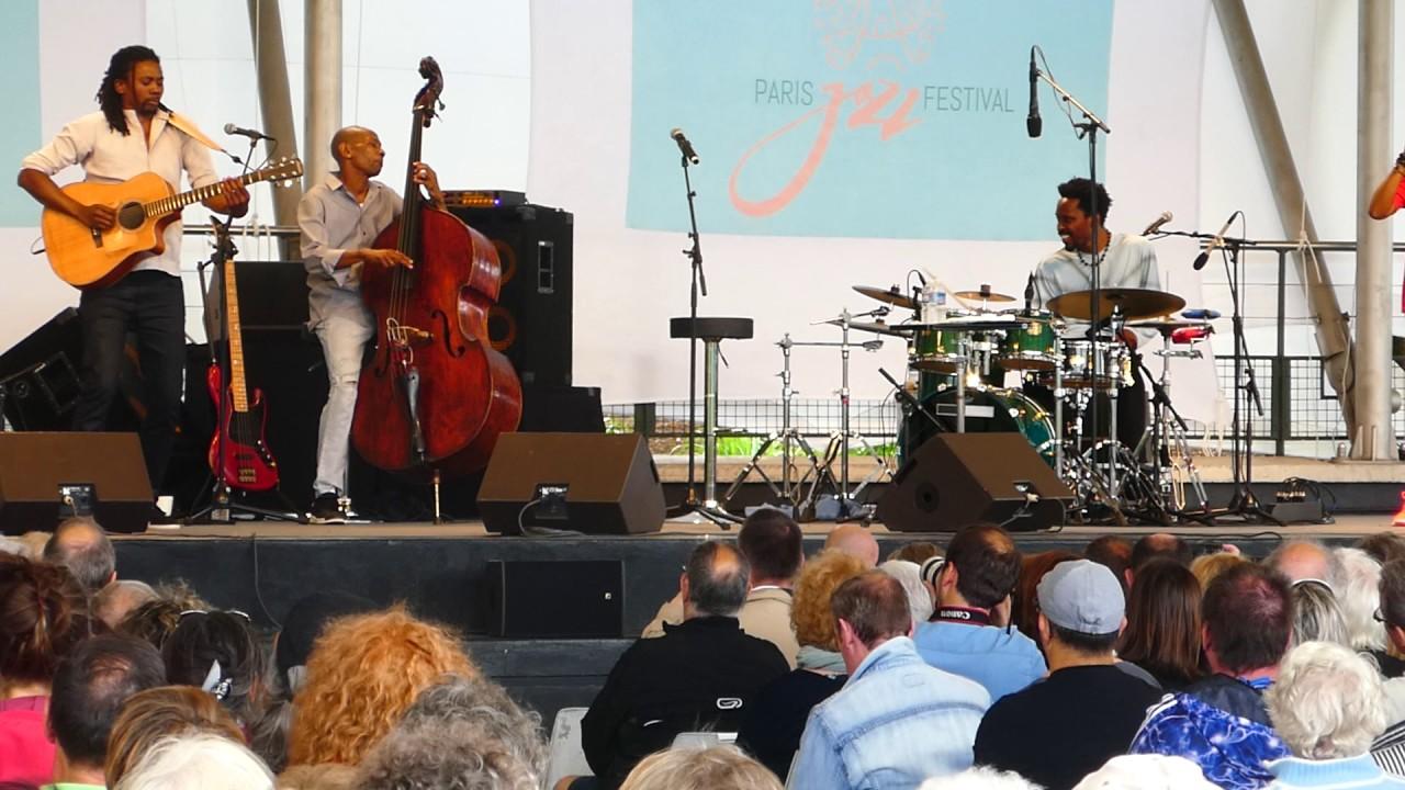 Lisa Simone | Ain't Got No | I Got Life Paris (Hervé Samb) Jazz Festival (Parc Floral) 23/07/2017