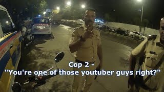 Mumbai Police are honestly pretty chill