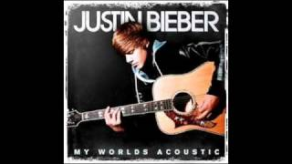 ♥NEW Justin Bieber - Pray MP3 Link + Lyrics - My World Acoustic
