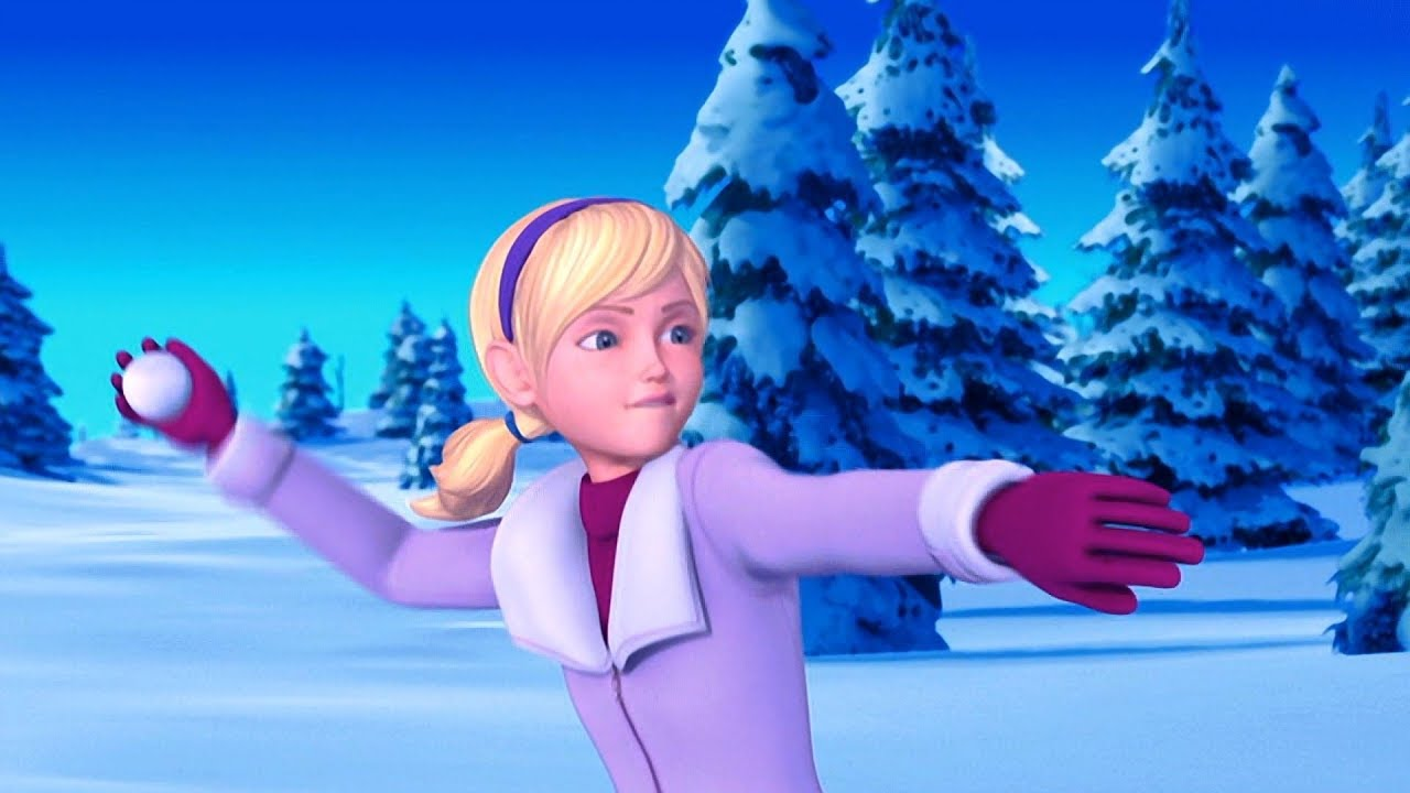 Download Barbie: A Perfect Christmas - Winter Joys