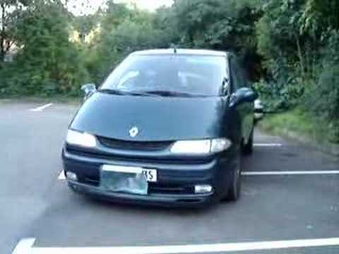renault espace 3 youtube. Black Bedroom Furniture Sets. Home Design Ideas