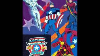The Captain America and The Avengers Nes Music