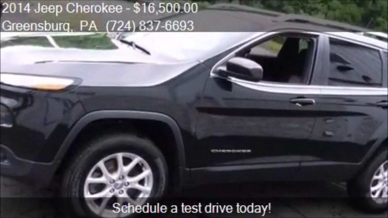 Amazing 2014 Jeep Cherokee Pittsburgh, PA | Used Jeep Cherokee Dealer Pittsburgh, PA