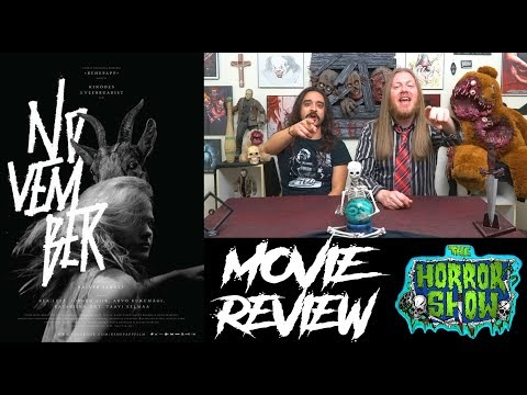 """November"" 2018 Metal Fantasy Horror Movie Review – The Horror Show"