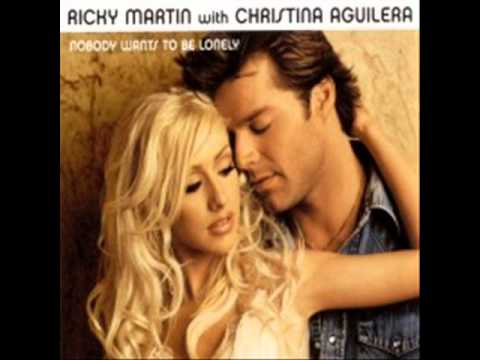 Christina Aguilera & Ricky Martin - Nobody Wants To Be Lonely (Boris Beck Extended Remix)