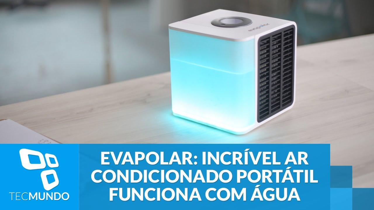 Evapolar incr vel ar condicionado port til funciona com - Aire condicionado portatil ...
