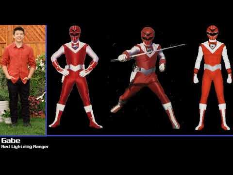 Dino Charge To Ninja Steel Power Rangers Youtube