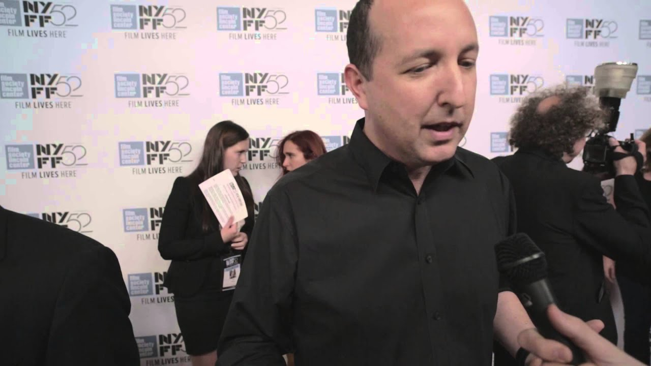 "NYFF52 ""CITIZENFOUR"" Red Carpet 