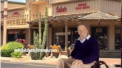 Wheelchair Accessible Restaurant Reviews - El Chorro Restaurant. Paradise Valley, AZ