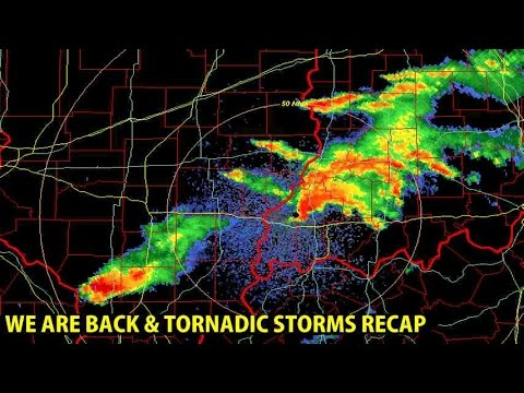 NIGHTLY WEATHER -  3/1/2017 - Back to normal! Midwest storm summary