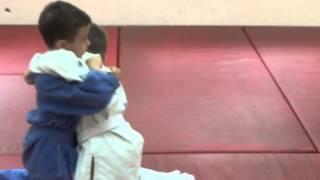 Дзюдо. Дети 5 - 6 лет. Борьба в партере. Centre Judo Kids. Feodosiya