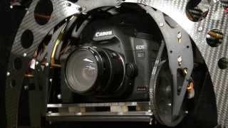 Trailer B6 drone Antibes 2012