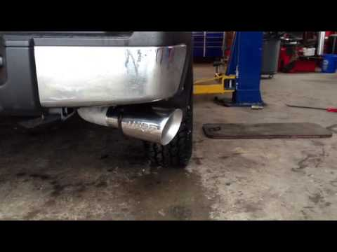 Lml Duramax With 4 Quot Mbrp Delete Exhaust And Mini Maxx