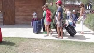 Campus Náutico 2017 T1 -  Llegada