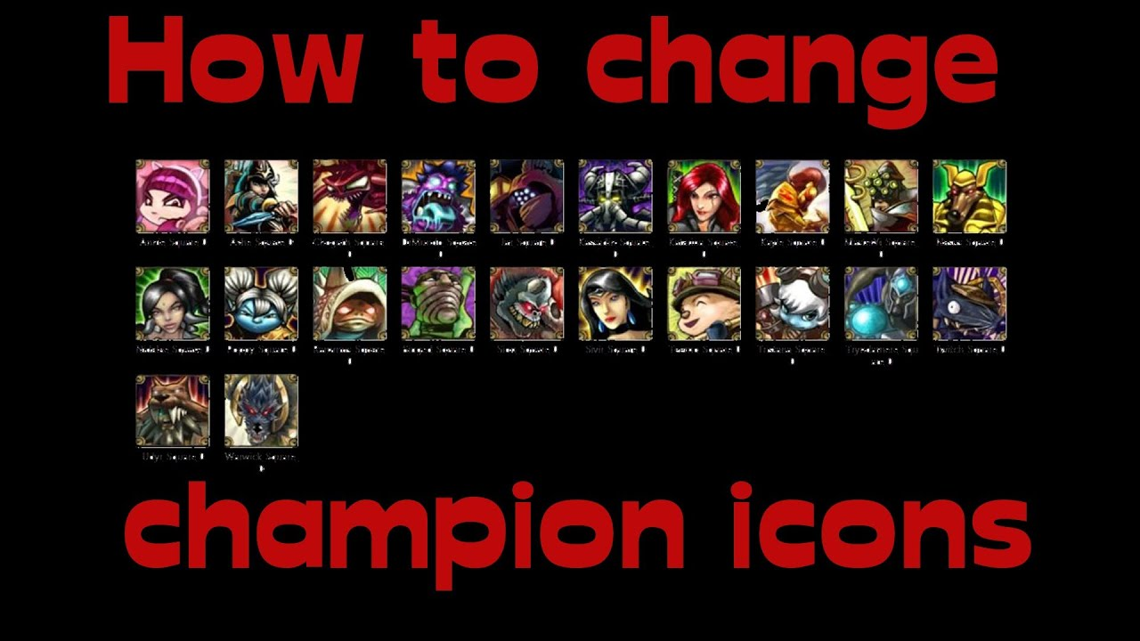league of legends champions tipps