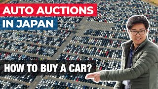 Japan Auto Auctions: Buy a car from Japan!