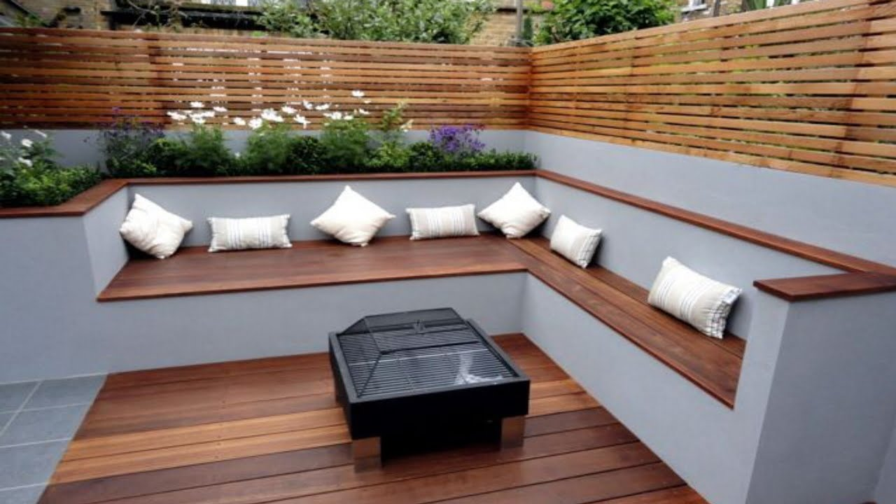 150 Backyard seating ideas - garden furniture design sets ... on Patio Ideas 2020 id=27671