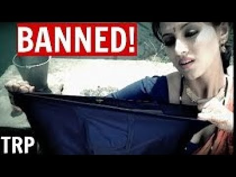 10 BANNED COMMERCIAL ADS IN INDIA  INDIAN BANNED AD