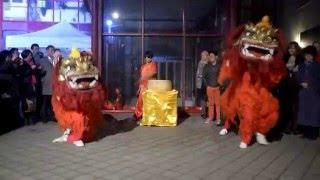 Kenning productions/ Delta Capital, Tong Ren Tang, Grand opening