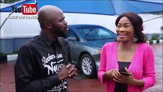 Chief Imo hit with the iron lady okwu na uka - Chief Imo Comedy