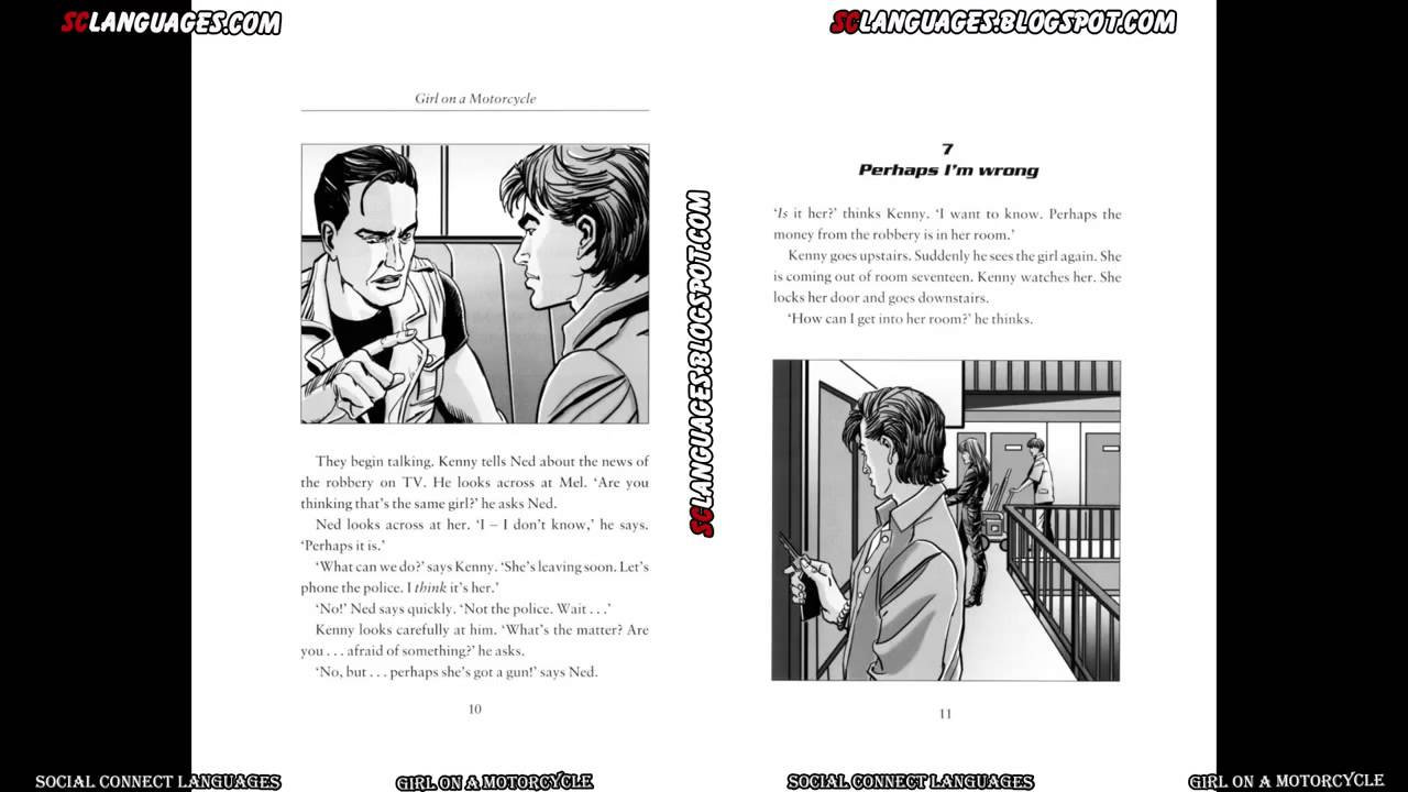 Motorcycle girl pdf a on