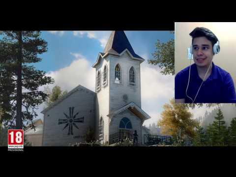 FAR CRY 5 Trailer Video Reaccion PS4