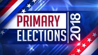 LIVE: Primary Election Results in MN, CT, WI & VT 8/14/18