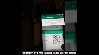 WhatsApp web 2020 working trick Android IOS