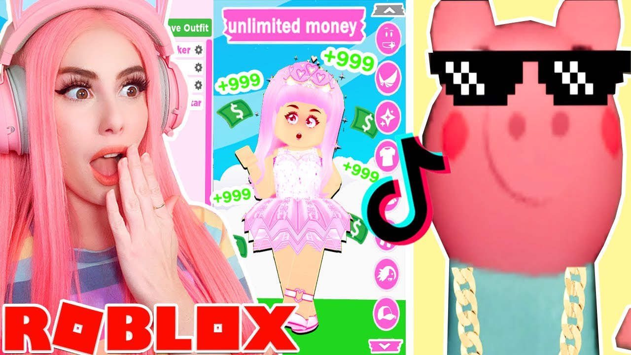 Reacting To The FUNNIEST ROBLOX TIKTOK'S Before TikTok Gets Banned... Roblox