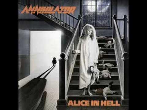 Annihilator Alison Hell Remastered Version