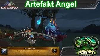 """"""" Dicke Fische """" [ Artefakt Angel ]"""