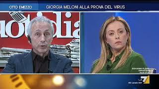 """Coronavirus, Marco Travaglio: """"polemica Conte-salvini? A Codogno Piccola Defaillance. 11 Morti ..."""